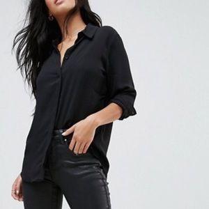 NWT ASOS TALL soft dress shirt